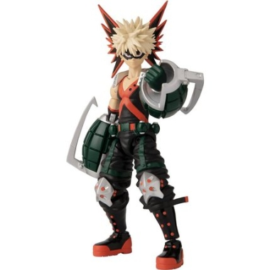 Anime Heroes - My Hero Academia Figurina Bakugo Katsuki 17 cm