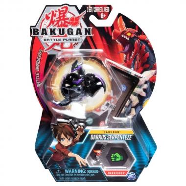 Bakugan Darkus Serpenteze Leviathan Black