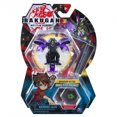 Bakugan Ultra - Darkus Hyper Dragonoid