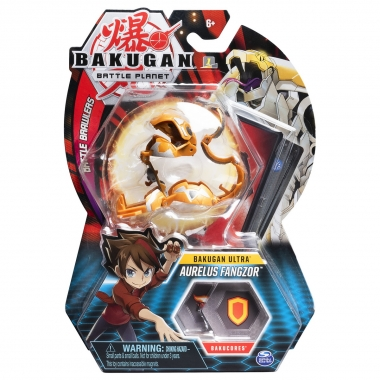 Bakugan - Ultra Haos Aurelus Fangzor