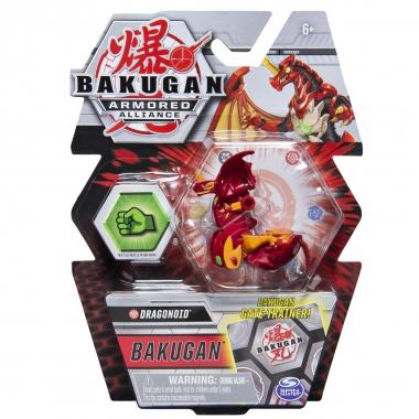 Bakugan S2 Basic Dragonoid cu card Baku-gear
