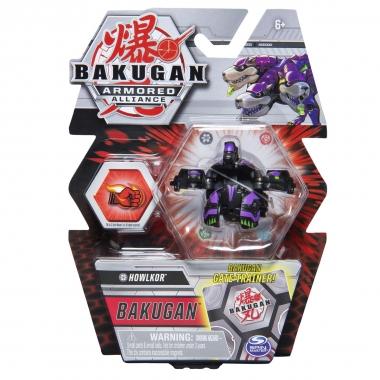 Bakugan S2 Basic Howlkor cu card Baku-gear