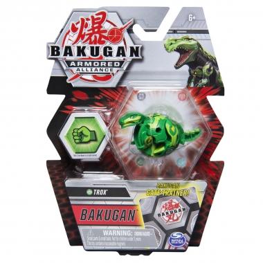 Bakugan S2 Basic Trox cu card Baku-gear