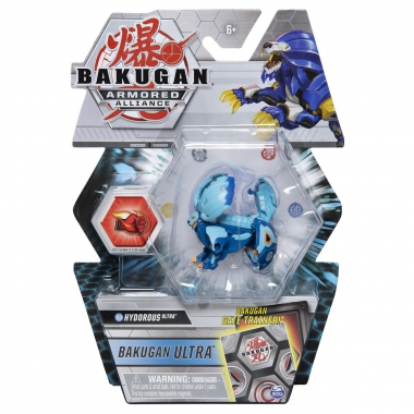 Bakugan S2 Ultra Hydorous cu card Baku-gear