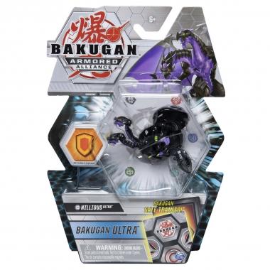 Bakugan S2 Ultra Nillious cu card Baku-gear