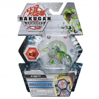 Bakugan S2 Ultra Trox cu card Baku-gear