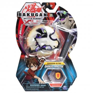 Bakugan Ultra - Darkus Fangzor
