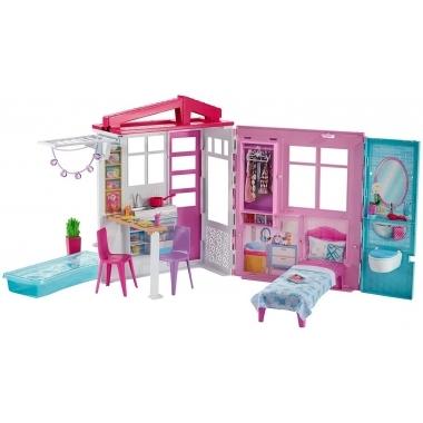 Barbie - Casuta pentru papusi
