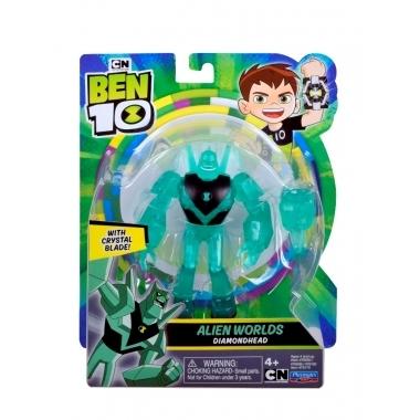 BEN 10 Figurina 12 cm Alien Worlds Cap De Diamant