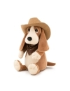 Billy, catelul basset, din plus, 25cm (Orange Toys)