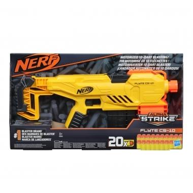 Blaster Nerf motorizat Alpha Strike Flyte CS-10