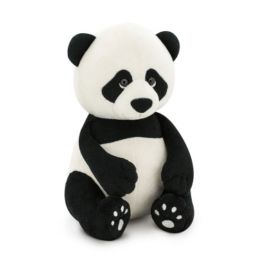 Boo, ursuletul panda de plus, 25cm (Orange Toys)