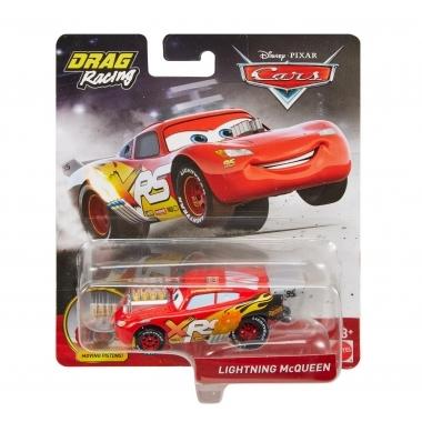 Disney Cars XRS - masinuta metalica de curse personajul Fulger McQueen
