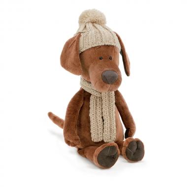 Catelul Cookie: aventura iarna, din plus, 25cm