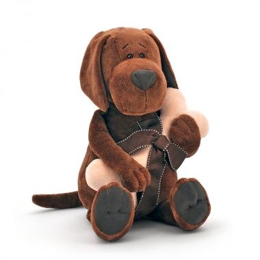 Catelul Cookie din plus cu os, 20cm (Orange Toys)