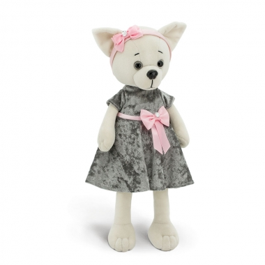 Catelusa Lucky Lili: Noble Grey, 25cm (Orange Toys)