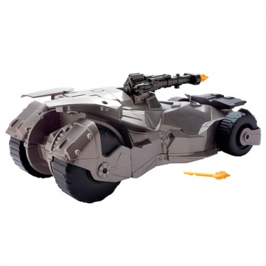DC Comics Batman Super-launched missiles Batmobile