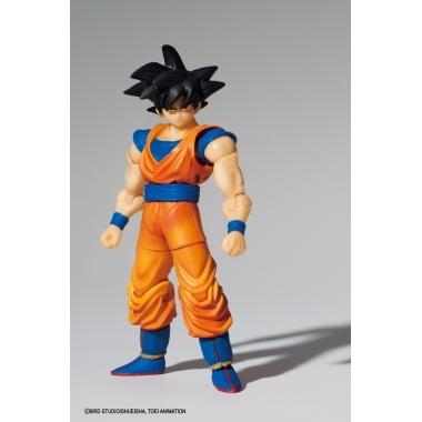 Dragon Ball Z, Figurina  Shodo Sup Saiyan Son Goku 9 cm