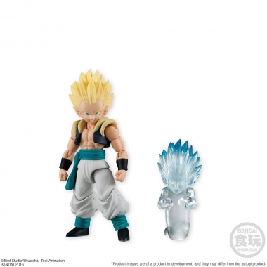 Dragonball Z Shodo Figurine Gotenks & Ghost 10 cm