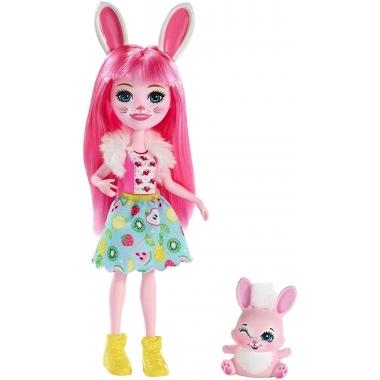 Enchantimals - set Bree Bunny & Twist 15 cm