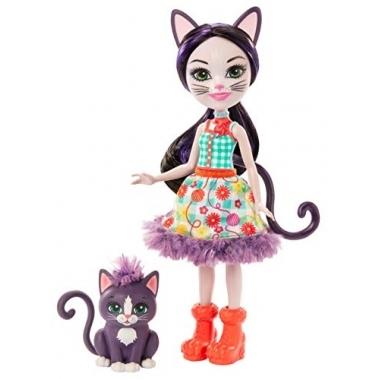 Enchantimals - set Ciesta cat & Climber