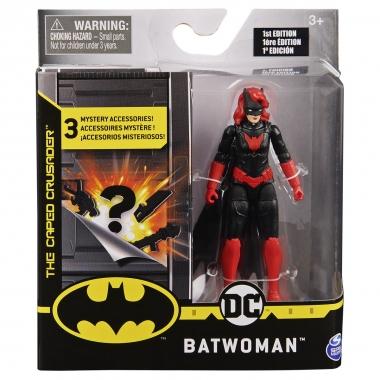 DC Universe, Figurina Batwoman 10cm cu accesorii surpriza