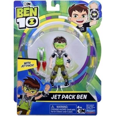 Figurina Ben 10  Jet Pack Ben 12cm