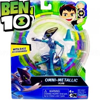 Figurina Ben 10  Metallic XLR8  12cm