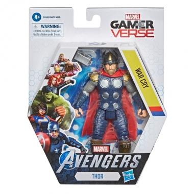Marvel Gamerverse Figurina Thor War Cry 15 cm
