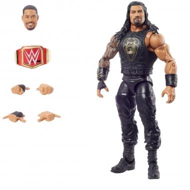 Figurina WWE Roman Reigns - WWE Elite Top Picks 2021, 17 cm