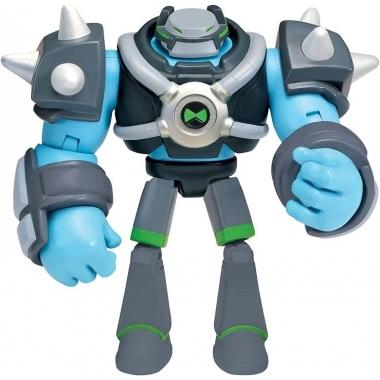 Ben 10 Figurina Omni-Kix Shock Rock 12 cm