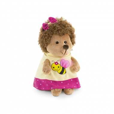 Fluffy, ariciul Bee , din plus, 15cm