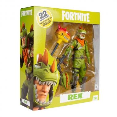 Fortnite Figurina articulata Rex 18 cm