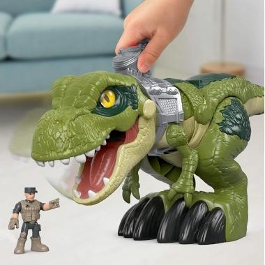 Imaginext Jurassic World Hungry T-Rex, 40 cm