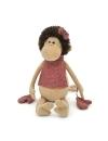 Jozzi, maimutica de plus, 25cm (Orange Toys)