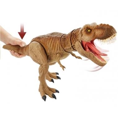 Jurassic World Roaring battle action T-Rex, 54 cm