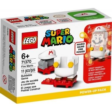 Lego Super Mario - Costum de puteri Mario de Foc 71370