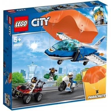 Lego City - Arest cu parasutisti al Politiei Aeriene