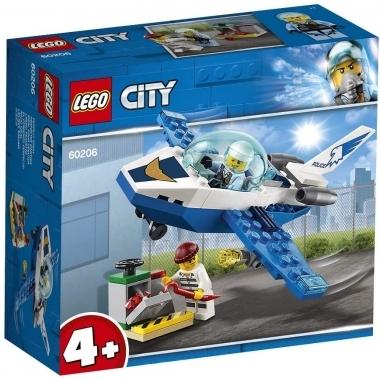 Lego City - avionul politiei aeriene 60206