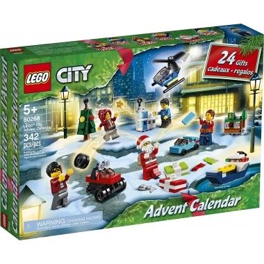 Lego City - Calendar de Craciun