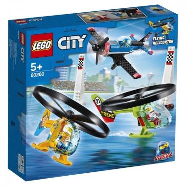 Lego City - Cursa aeriana