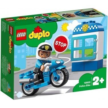 Lego Duplo - motocicleta de politie 10900