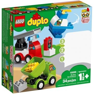 Lego Duplo - primele mele masini creative 10886