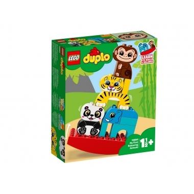 Lego Duplo - primul meu balansoar cu animale 10884