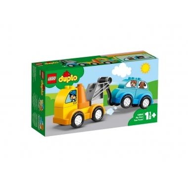 Lego Duplo - primul meu camion de remorcare 10883