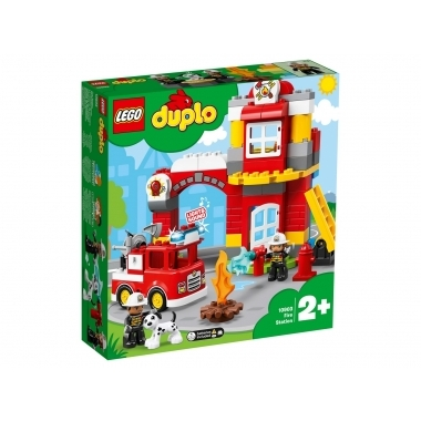 Lego Duplo - Statie de pompieri