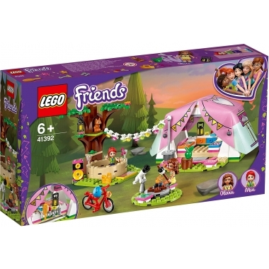 Lego Friends - camping special in natura 41392