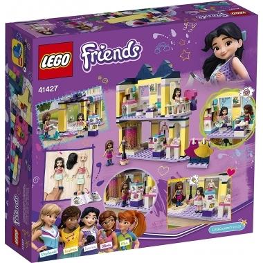 Lego Friends - casa de moda a Emmei 41427