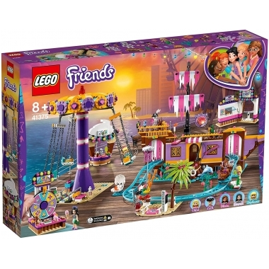 Lego Friends - debarcaderul cu distracȚii din Heartlake City 41375