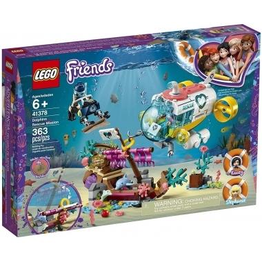 Lego Friends - Misiunea de salvare a delfinilor